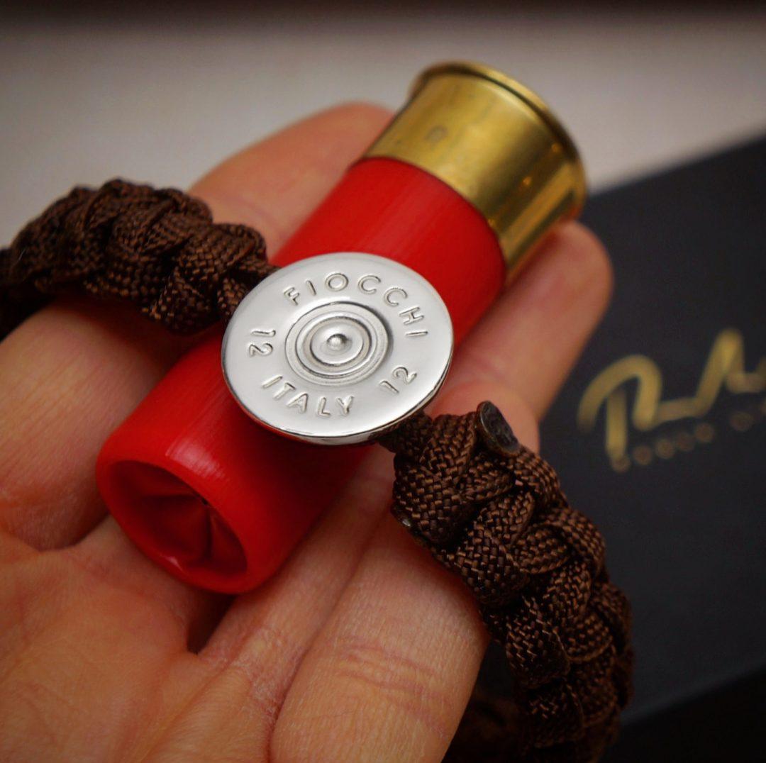 Paracord Bracelet Shotgun