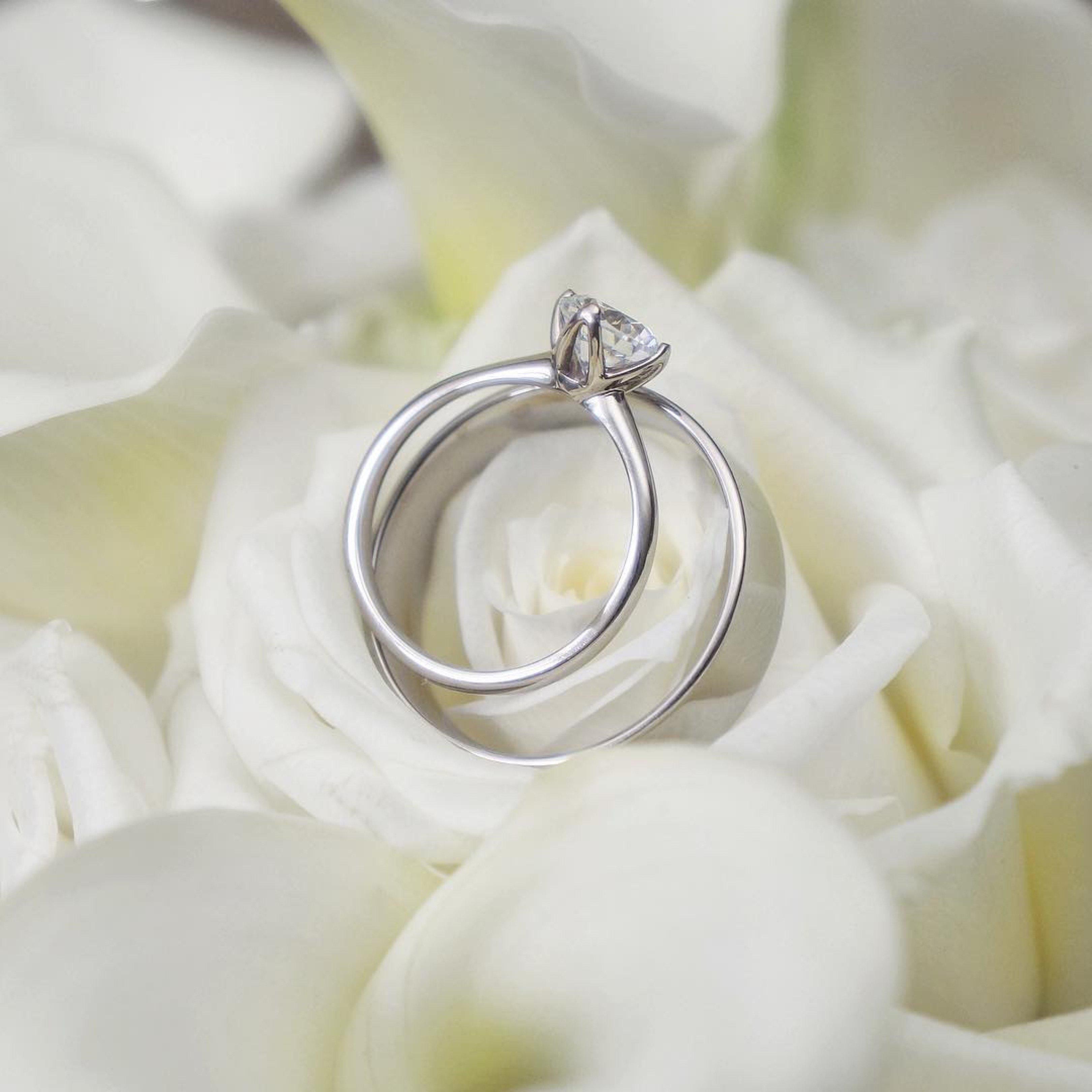 Paula & Daniel's Wedding rings