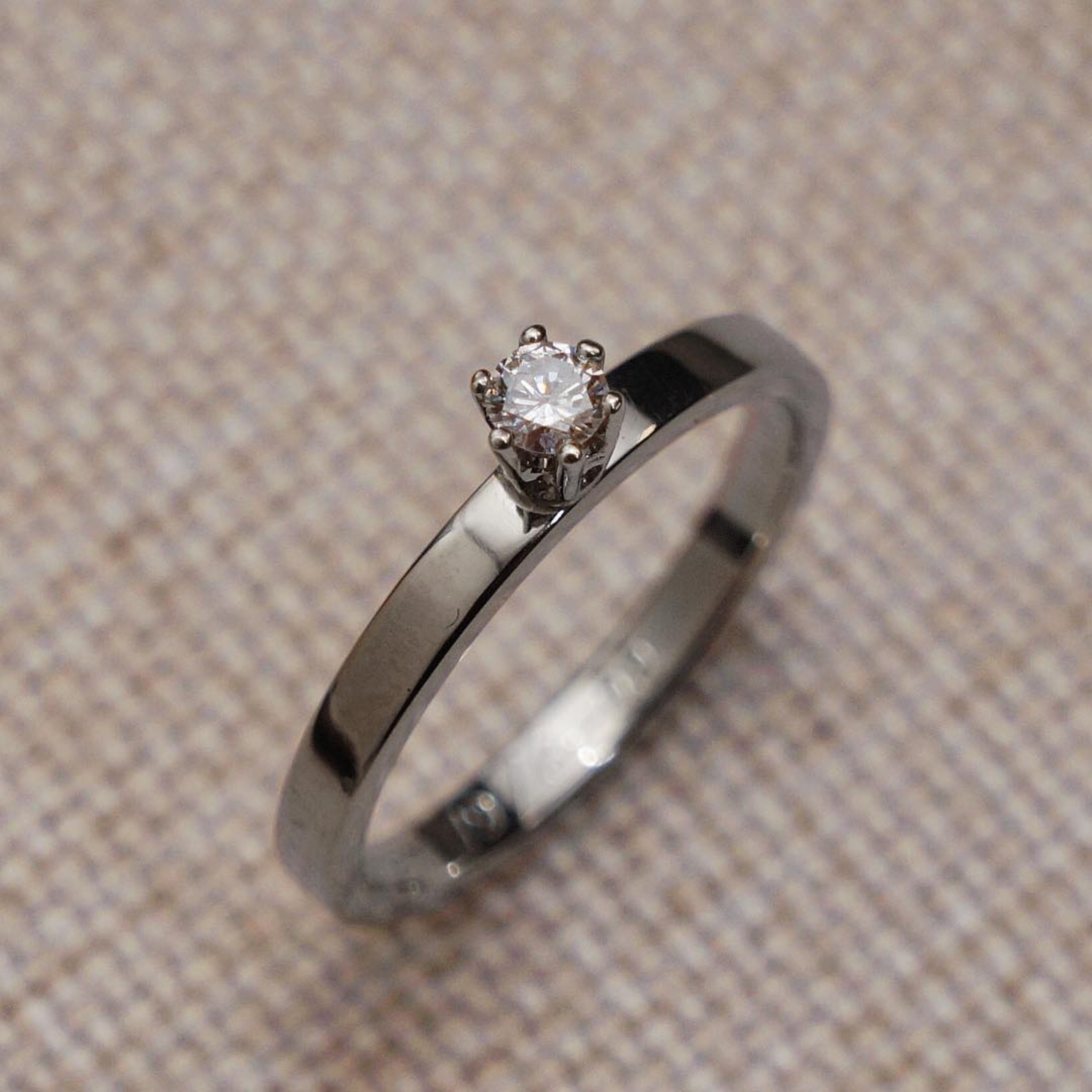 OLD STONE - NEW RING