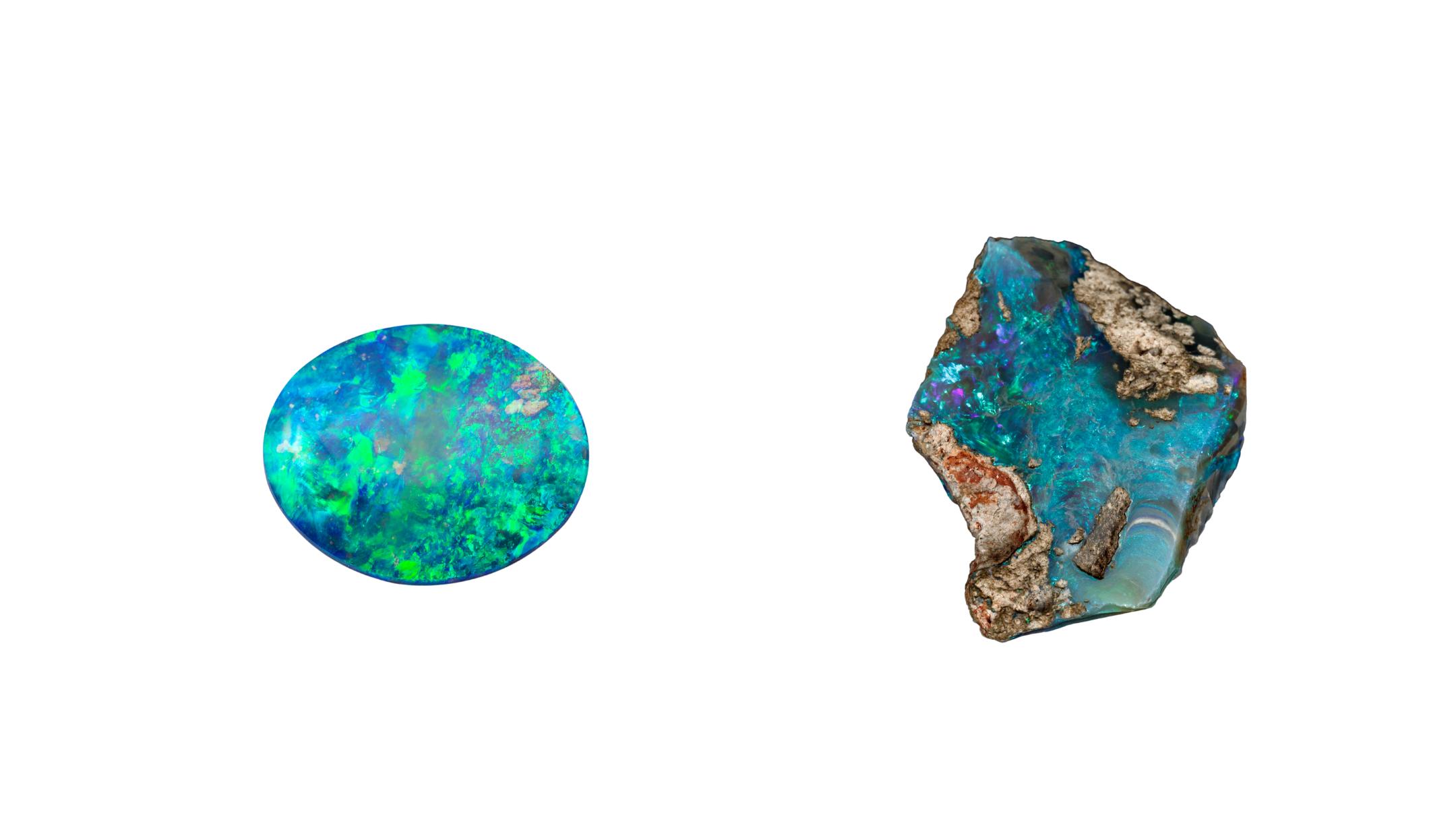 Månadsstenar - Oktober - Opal
