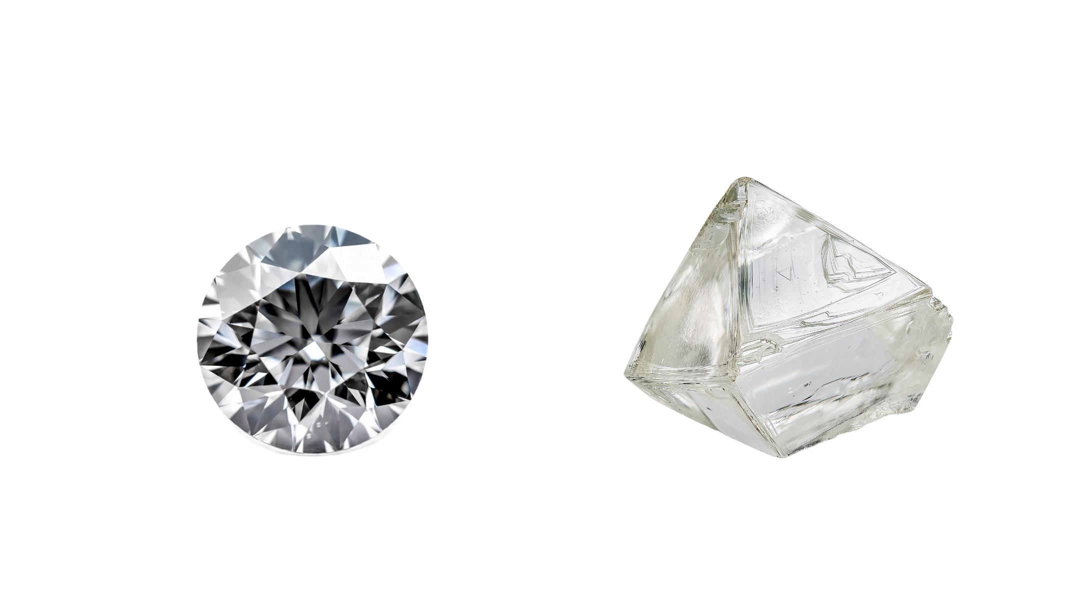 Månadsstenar - April - Diamant