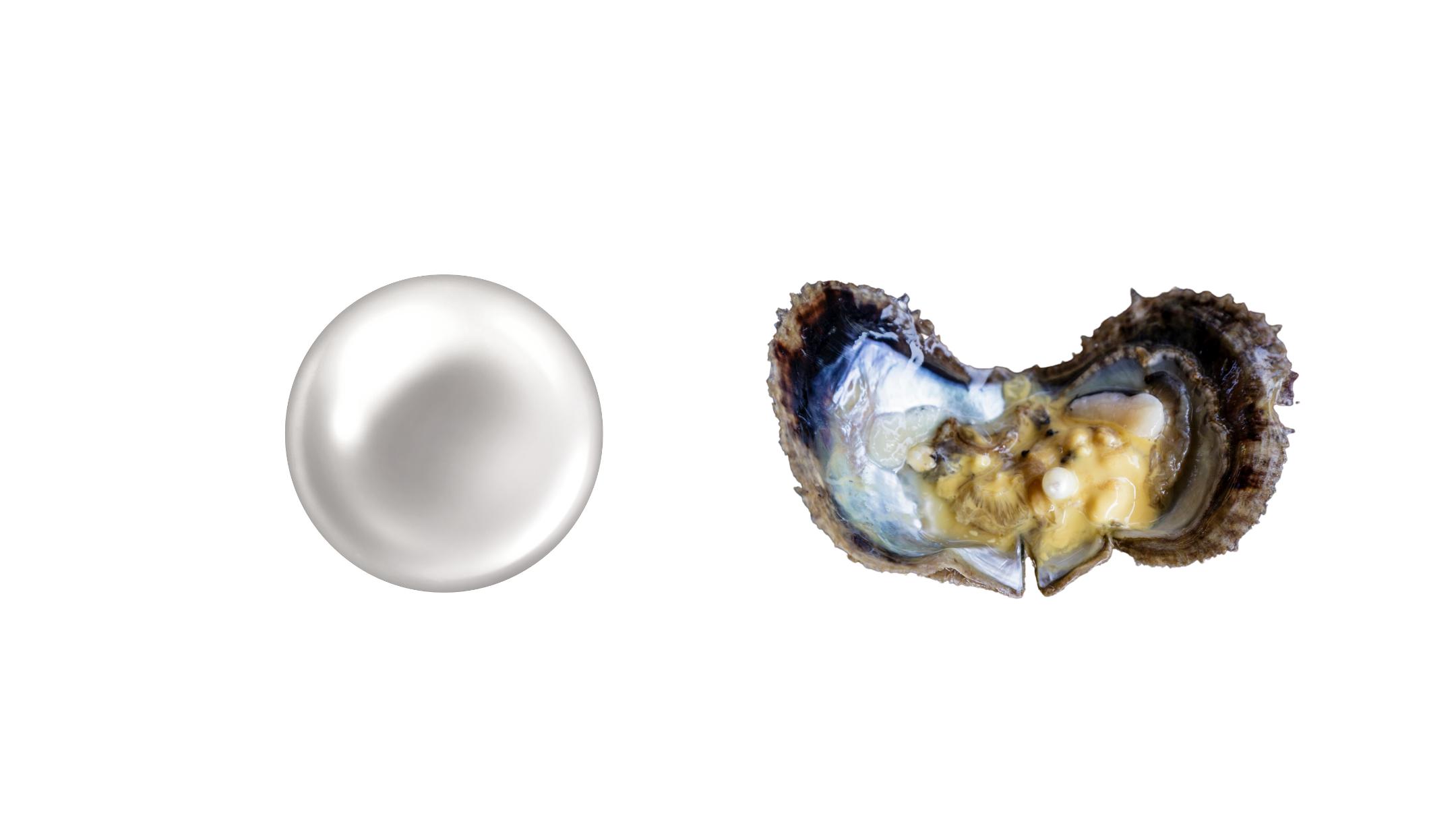 Månadsstenar - Juni - Pärla